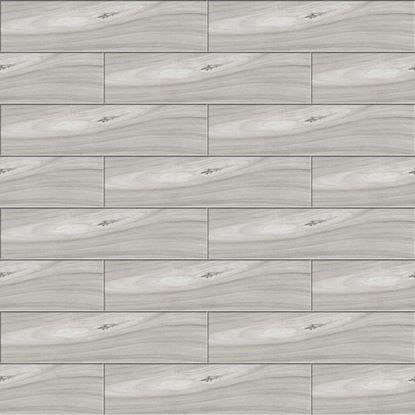 Immagine di PAVIMENTO ELEGANCE 15,6X60,4 CM, GRES PORCELLANATO, SPESSORE 8 MM, CONFEZIONE DA 1,36 M², COLORE WHITE