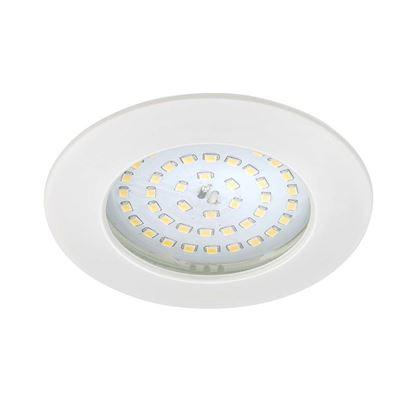 Immagine di FARETTO LED 10,5W, INCASSO, Ø10 CM, IP44, 1000 LUMEN, COLORE BIANCO