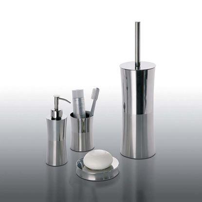 Immagine di Bicchiere, primula, cromo satinato, sacchetto